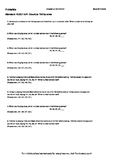Worksheet for K.CC.1-2.4 - Count to 100 by ones