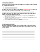 Worksheet to accompany Univision website on children immig
