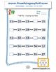 Maths Worksheets / Kindergarten Math Printables