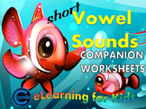 Worksheets and Printable Activities - Short Vowels Sounds