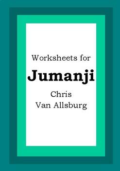 Worksheets for JUMANJI - Chris Van Allsburg - Picture Book