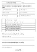 Worksheets for LOTTIE AND WALTER by Anna Walker - Comprehension Vocab Activities