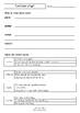 """Worksheets for """"Let's Get a Pup!"""" by Bob Graham - Comprehension & Vocab Focus"""