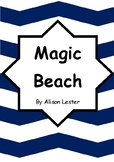 Worksheets for MAGIC BEACH by Alison Lester - Comprehensio