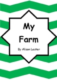 Worksheets for MY FARM by Alison Lester - Comprehension &