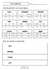 Worksheets for HENRY AND AMY by Stephen Michael King - Comprehension & Vocab