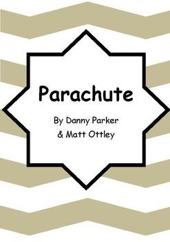 Worksheets for PARACHUTE by Danny Parker & Matt Ottley - Comprehension & Vocab