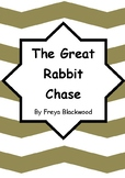 Worksheets for THE GREAT RABBIT CHASE by Freya Blackwood -