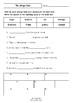 Worksheets for THE MAGIC BED by John Burningham - Comprehension & Vocab Focus