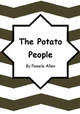 Worksheets for THE POTATO PEOPLE by Pamela Allen - Compreh