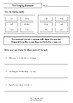 Worksheets for THE SINGING MERMAID by Julia Donaldson & Lydia Monks - Vocab