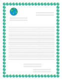 Worksheets for writing letters