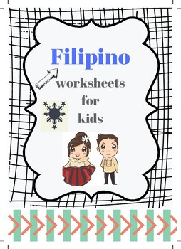 Filipino Worksheets | Teachers Pay Teachers