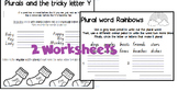 Worksheets on Plurals