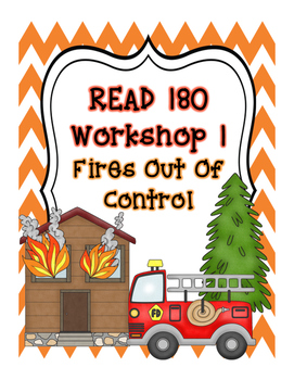 Workshop 1: Fires out of Control Pretest