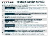 Workshop # 4:  Fastpitch Formulation and Practice