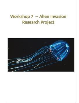 Workshop 7 Invasive Species Project -  Read 180 stage B