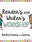 Workshop Binder Covers