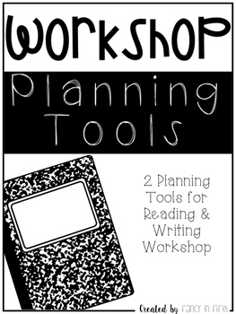 Workshop Planning Tools