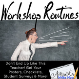 Back to School Workshop Routines