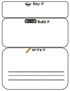 Work Stations With Progressions Bundle K-3