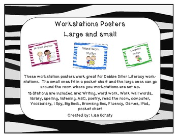 Workstation posters