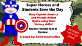 World War Two: Superhero  Game