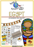 World Adventures: Egypt (Dramatic Play Pack)