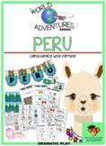 World Adventures: Peru (Dramatic Play Pack)