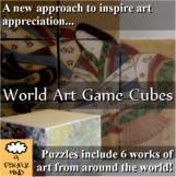 World Art Game Cubes