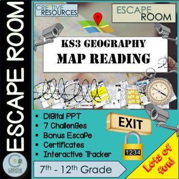 World Atlas Escape Room