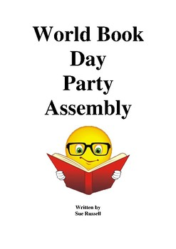World Book Day Party Class Play or Assembly