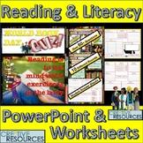 World Book Day PowerPoint Quiz Lesson