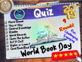World Book Day : World Book Day Quiz