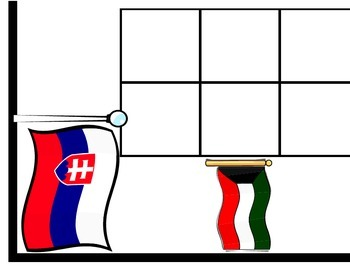 World Calendar! World Flags Calendar! World Bulletin Board! Travel Theme!
