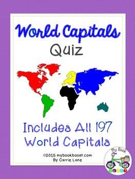 https://www.teacherspayteachers.com/Product/World-Capitals-Quiz-1908052