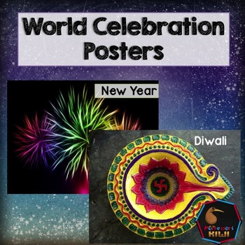 World Celebrations Photograph Posters