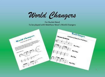 World Changers for Bucket Band