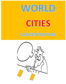 World Cities Concentration