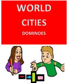 World Cities Dominoes