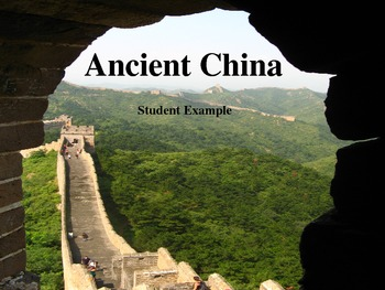 World Civilization Powerpoint research project