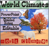 World Climates PowerPoint
