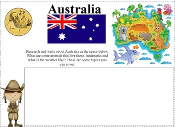 World Coins Poster and Worksheets