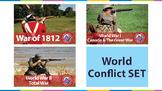 World Conflict SET Gr. 7-8
