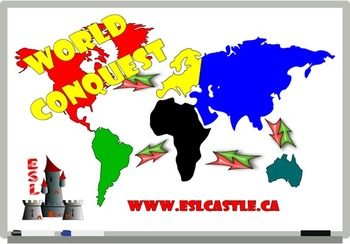World Conquest Game