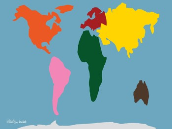 World continent map peters projection interactive on felt or world continent map peters projection interactive on felt or paper 3x5 ft gumiabroncs Choice Image