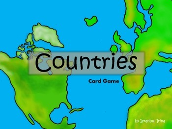 World Countries - Card Game
