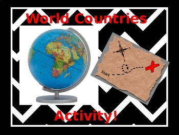 World Countries Independent Activity