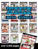 World Countries / Travel Mega Bundle