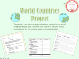 World Country Project